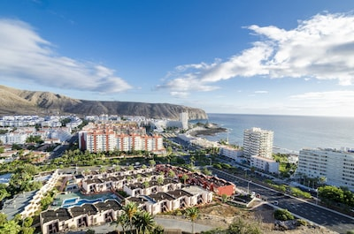 Playa de las Americas, Iles Canaries, Espagne