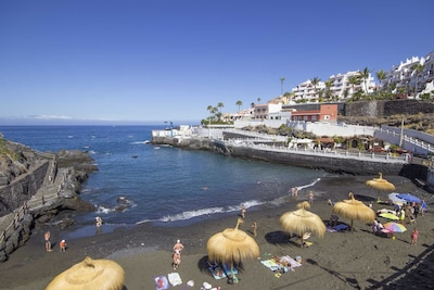 Piscina pública Oasis Los Gigantes, Santiago del Teide, Islas Canarias, España