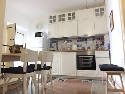 """""""Ma Se Ghe Penso"""" Appartamento 2 Near Sestri Levante - Portofino - 5 Terre"""