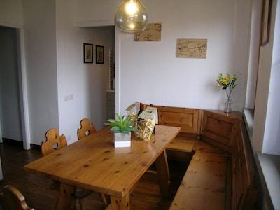 """Chalet """"Grazia"""" est situé sur le plateau de Pizzorne dans un quartier calme"""