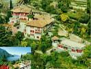 Barony Le Pergole Lugano-Castagnola Wohung Agave für 4 Personen