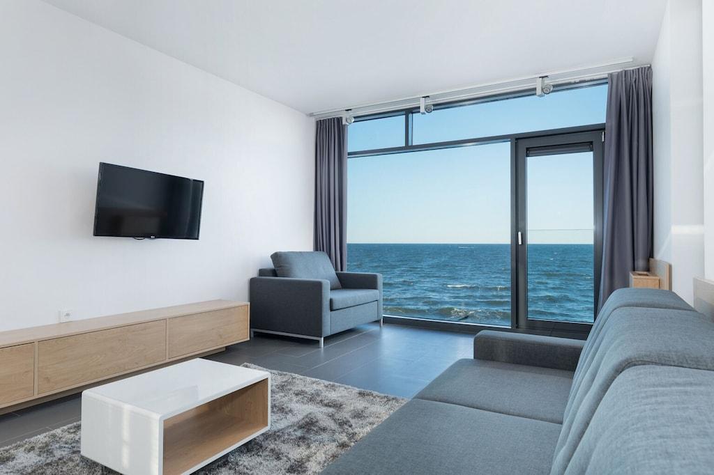 Vakantieappartement aan zee in Polen