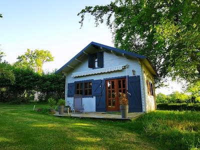 Aubusson, Département Orne, Frankreich