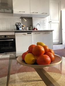 Belle cuisine équipée