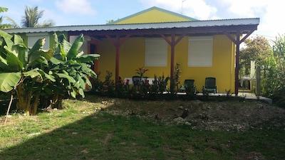 Anse-Bertrand, Grande-Terre, Guadeloupe