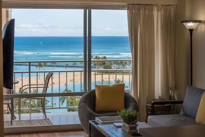 Beautiful Upgraded Ocean view condo