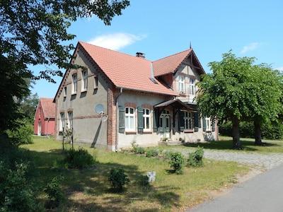 Alt Jabel, Vielank, Mecklenburg-Vorpommern, Deutschland