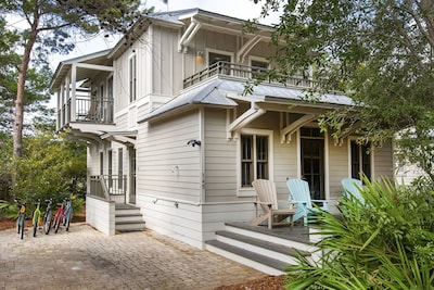 Magnolia Cottages by the Sea, Panama City Beach, Florida, United States of America