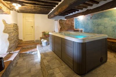 Villa Bascilica, Toscane, Italië