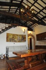 Dimora tipica in antico convento medievale