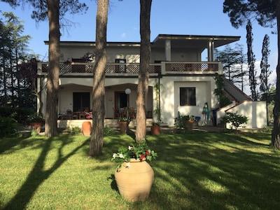 Catanzaro Provinz, Kalabrien, Italien