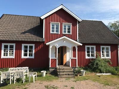 Hästveda, Comté de Scanie, Suède