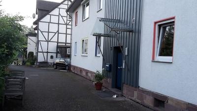 Zuhause auf Zeit am Rand der Documenta-Stadt Kassel