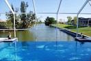 Endles edge pool