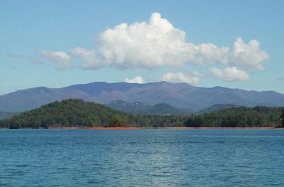 Nantahala Bay, Hiawassee, Georgia, USA
