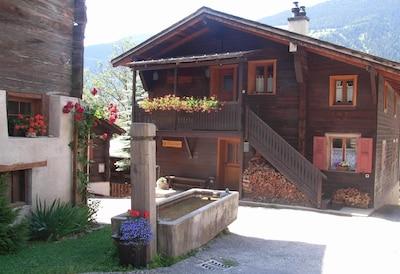 Grengiols, Valais, Switzerland