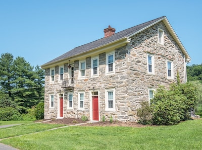 Beautiful solid stone house built in 1770!