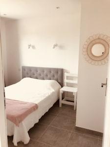 appartamento climatizzato vicino alla spiaggia di Balagne