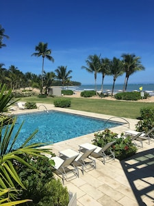 Member's Only Pool and Beach