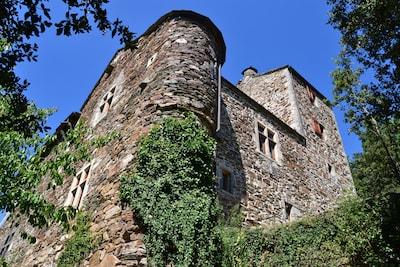Molezon, Lozere, France