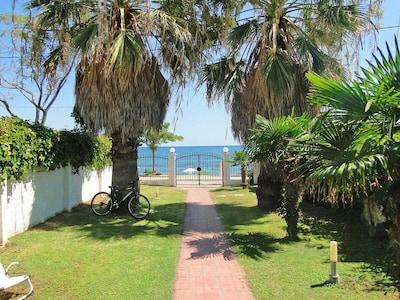 Fanari Beach, Komotini, Eastern Macedonia and Thrace, Greece