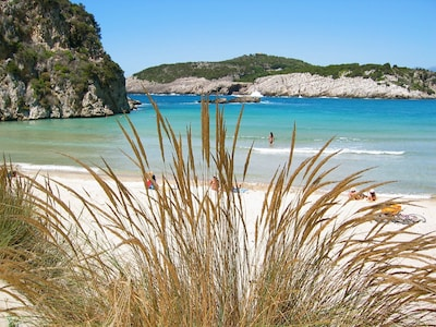 Voidokilia beach - voted in the top 10 beaches in the world!
