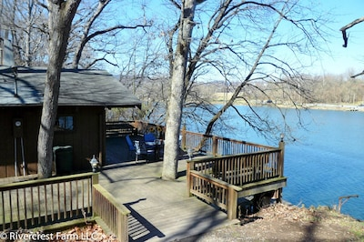 River Haven Deck