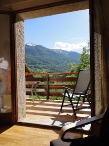 Allos, Alpes-de-Haute-Provence (département), France