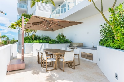 The Cucina for your outdoor grilling and dining