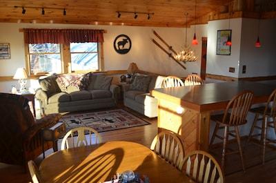 Adirondack Great Room