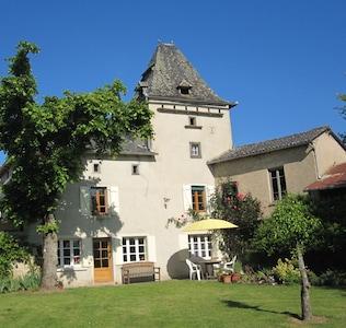 Lunac, Aveyron, France