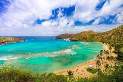 Niu Beach, Honolulu, Hawaii, United States of America
