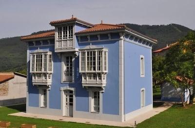 Apartamento rural Casona la Sierra para 3 personas en Cudillero. Ideal parejas.