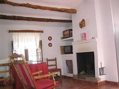 Casa del Pilar para 8 personas