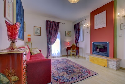 Villa Widmann Rezzonico Foscari, Mira, Veneto, Italië