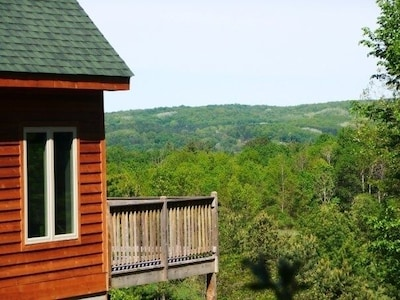 Photo for New Secluded Chalet Great Skiing,Golfing,Boating,Relaxing