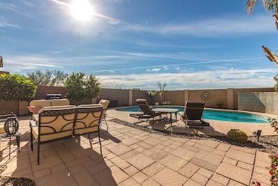 Copper Basin, San Tan Valley, Arizona, États-Unis d'Amérique