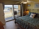 Master Bedroom directly on the beach