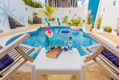 Live the Cozumel Life at Stingray Villa.