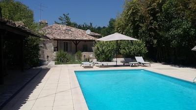 Montcuq, Montcuq-en-Quercy-Blanc, Lot, France