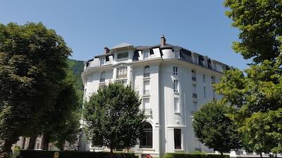 Luchon Golf Club, Montauban-de-Luchon, Haute-Garonne, France