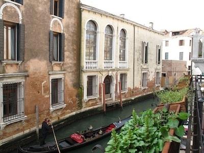 Palazzo Fortuny, Venedig, Veneto, Italien
