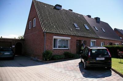 Station Fehmarn-Burg, Fehmarn, Schleswig-Holstein, Duitsland