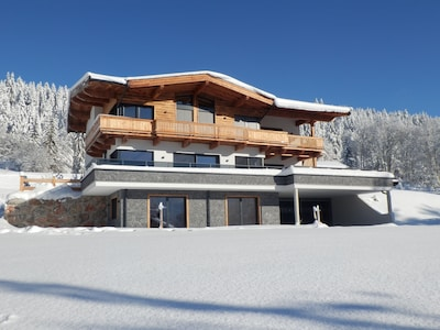 Timoks Alm, Fieberbrunn, Tirol, Oostenrijk