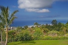 180 degree ocean view and Kona Town