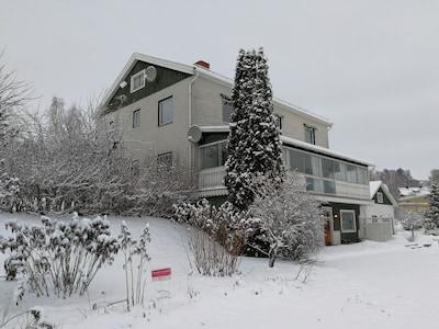 Kramfors-Sollefteå, Schweden (KRF)