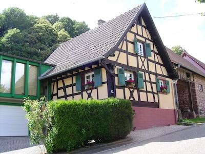 Windstein, Bas-Rhin (département), France