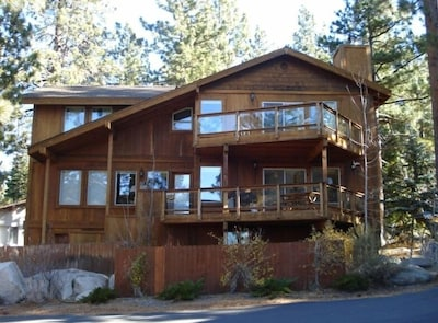 Elkcove House located at Lake Tahoe, Nevada