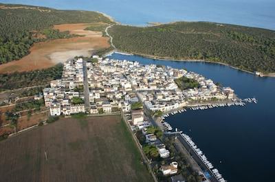 Platja de es Babo, Felanitx, Balearen, Spanien