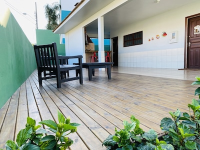 Santinho, Florianopolis, Santa Catarina (staat), Brazilië
